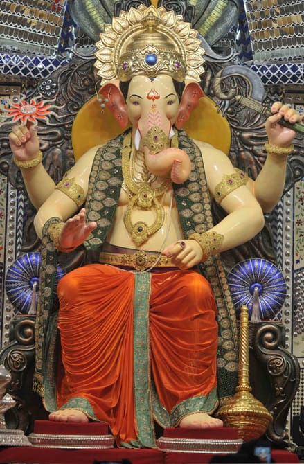 Lalbaugcha Raja 2015 First Look