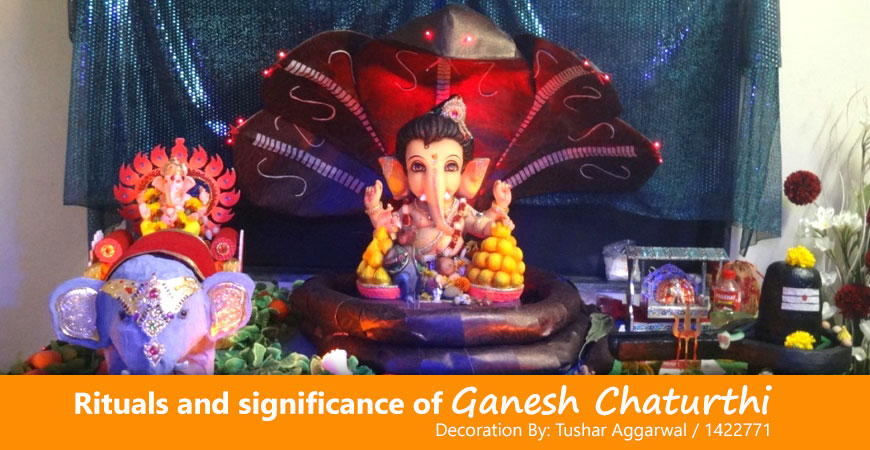 Rituals and significance of Ganesh Chaturthi