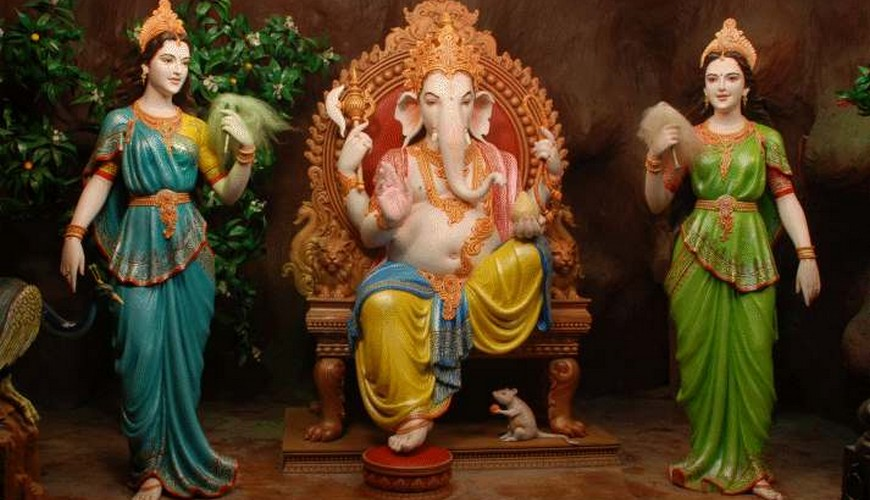 Why Ganesh Puja brings Success (Siddhi) and Prosperity (Riddhi)?